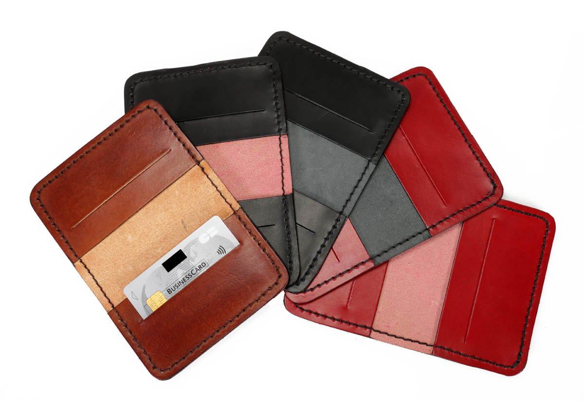 Etui pour carte bancaire en cuir - Cuirs Ney 3b384c1baee