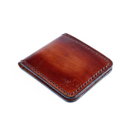 Porte cartes bancaires en cuir