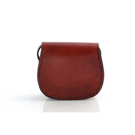 """Petit sac en cuir à bandoulière """"Lilou"""""""