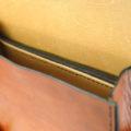 """Besace - cartable en cuir """"Lauv"""" à bandoulière"""