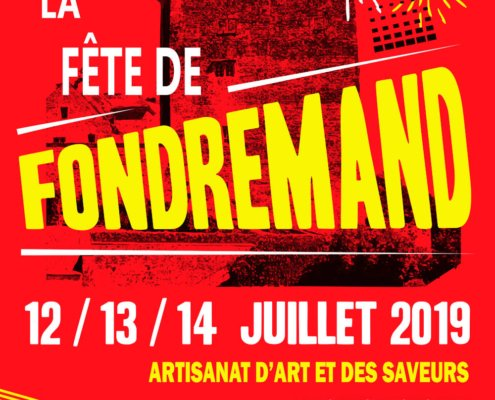 Fête deFondremand 2019