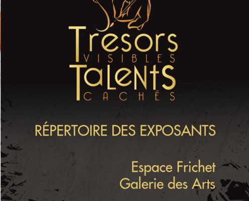Trésors visibles - Talents cachés, liste des artisansTrésors visibles - Talents cachés - 2019