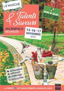 Salon Talents et Saveurs Besanbon 2019