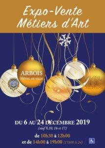 Exposition à Arbois du 6 au 24 décembre