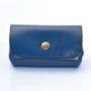 Porte-monnaie Grand-Père Bleu Marine (Gd modèle)