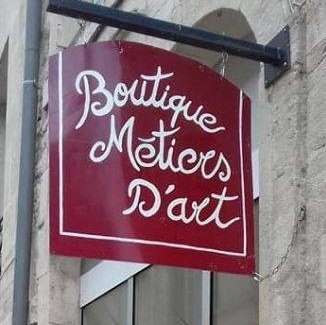 Boutique Métiers d'Art à Dole