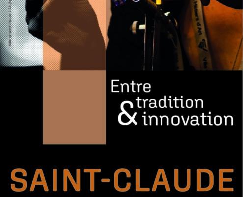 Salon des Métiers d'Art de Saint-Claude 20 et 21 novembre 2021